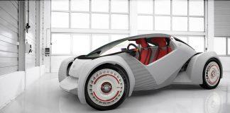 Strati, premier véhicule imprimé totalement en 3D
