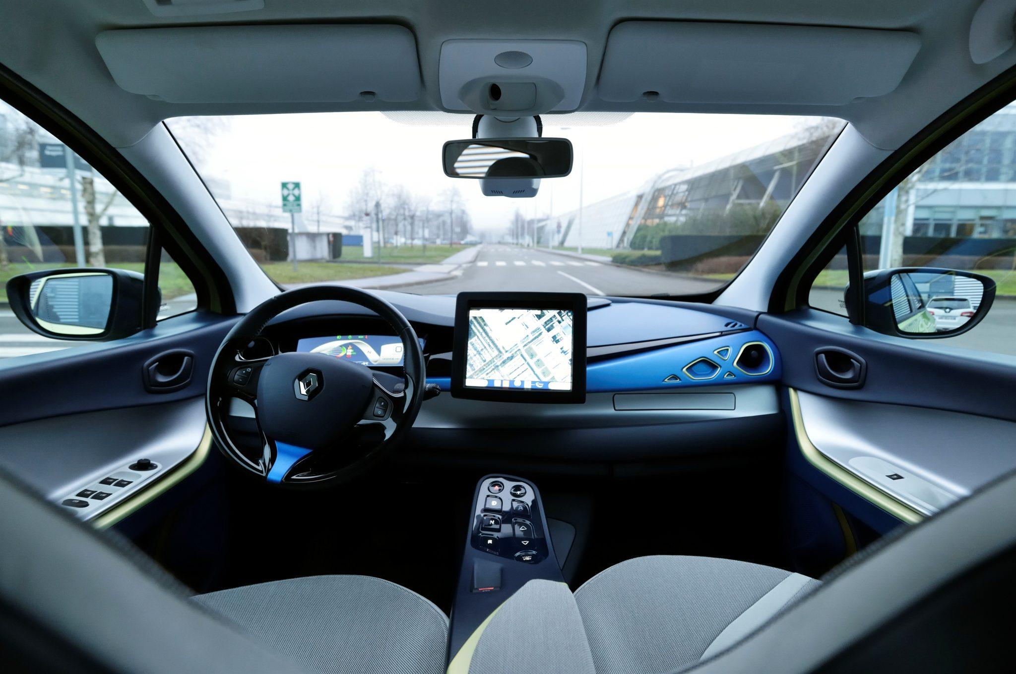Voiture autonome le gouvernement permet son exp rimentation - Image de vehicule ...