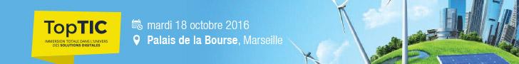 Salon TopTIC Marseille 18 octobre 2016